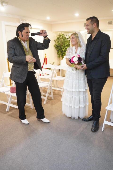 Pernilla Wahlgren & Edward af Sillén