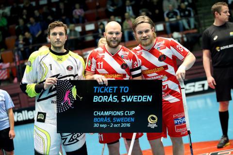 Ticket to Borås - Pixbo Wallenstam