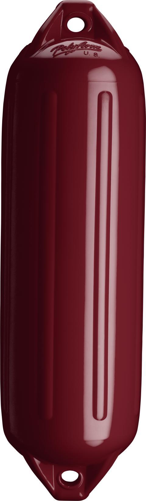Polyform US : NF-fender NF4 vinröd