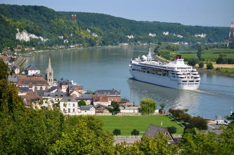 Why take a Fred. Olsen river cruise?