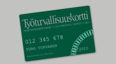 Alertum nostaa työturvallisuutta laskemalla vihreän kortin hintaa