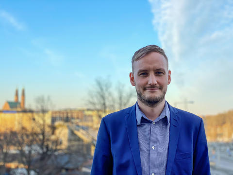 Välkommen Josef Bengtsson!