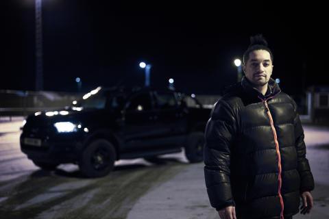 Ford Ranger Black Edition Svalbard (9)