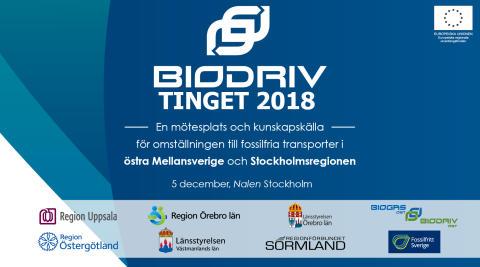 Goda biogasambassadörer nominerade till Biogasutmärkelsen 2018!