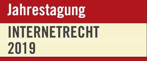 MANZ Rechtsakademie: Jahrestagung Internetrecht am 10.10.2019 in Wien
