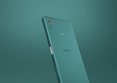 Xperia Z5 von Sony_Tannen-Grün
