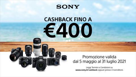 Sony Cashback_Summer
