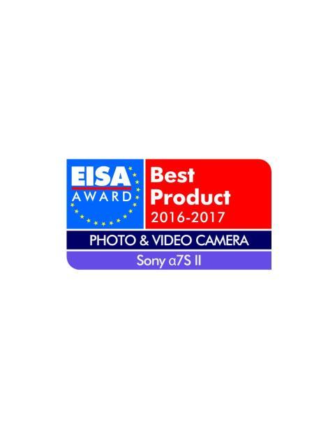 EUROPEAN PHOTO & VIDEO CAMERA 2016-2017 - Sony 7S II