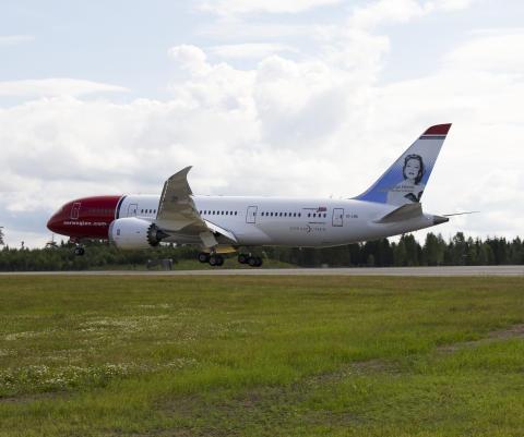 Norwegian med et resultat før skat på 277 millioner norske kroner – en forbedring på 152 millioner