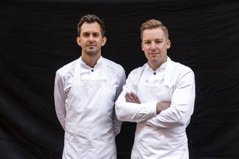 Adam & Albin öppnar nytt restaurangkoncept i Bibliotekstan