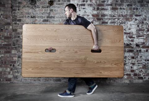 Northumbria innovators show at fourth international furniture fair