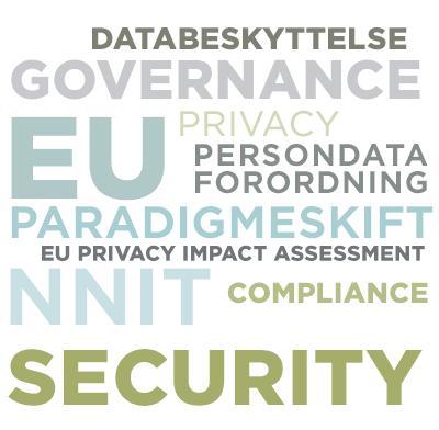 Implementering af persondatabeskyttelse