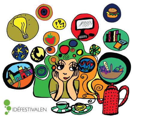 Idéfestival för mat och turism