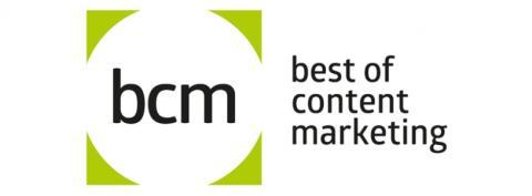 Best of Content Marketing Award & Kongress