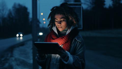 Telia lanserar Kalmars första 5G-nät