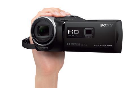 HDR-PJ410 von Sony_10