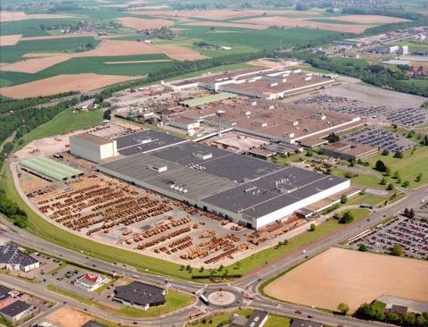 Standortschließung des weltgrößten Herstellers von Baumaschinen