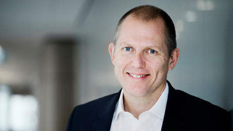 Jens Bjørn Andersen is Air Cargo Executive of the Year