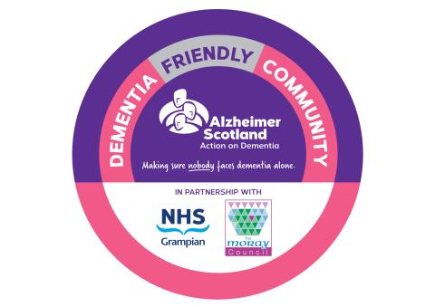 Dementia friendly awards for groups in Moray