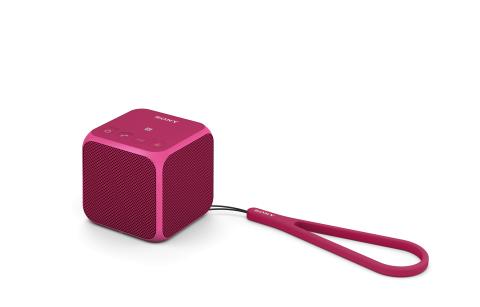 SRS-X11 von Sony_pink_02