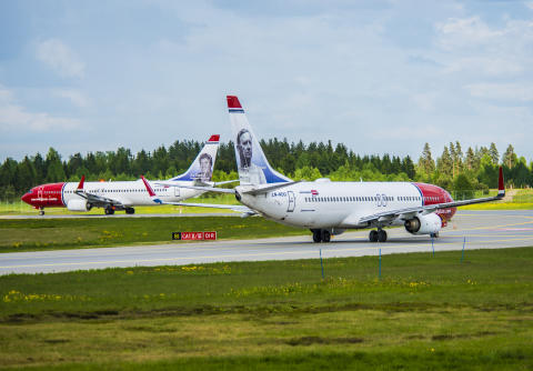 Passagerrekord og solid punktlighed for Norwegian i maj