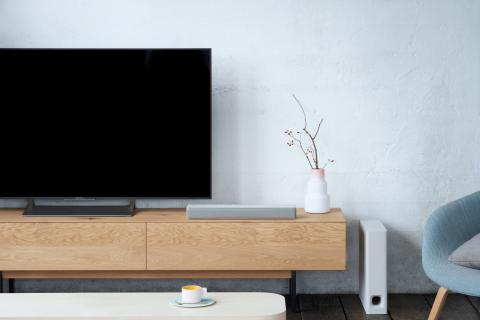 Sony introduceert de Compact Soundbar-serie