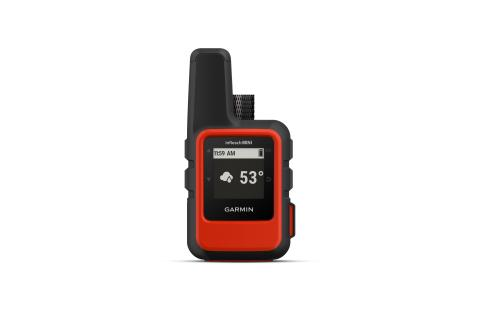 Garmin inReach orange front