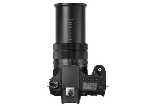 DSC-RX10 III top tele
