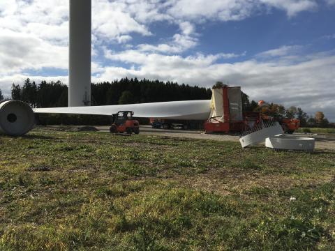 Windenergie: Neuer Branchenstandard für Rückbau, Demontage, Recycling und Verwertung