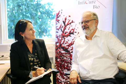 Inficure Bio sets new record with major US deal