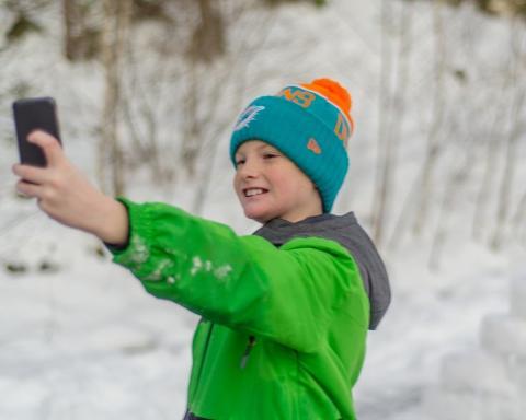 Telia lanserer egne abonnement for barn og unge