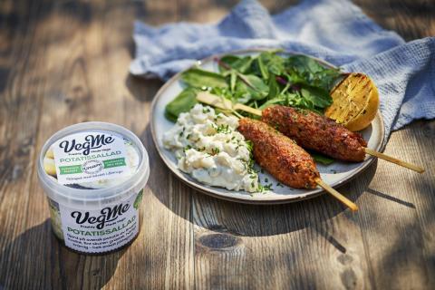 VegMe fortsätter lansera svenskarnas favoriter i efterlängtade veganska tappningar
