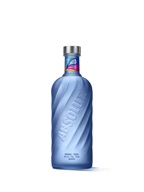 Flasche: Absolut Movement