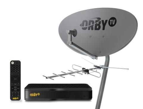 Orby TV a choisi le satellite EUTELSAT 117 West A pour diffuser son nouveau bouquet de télévision aux États-Unis
