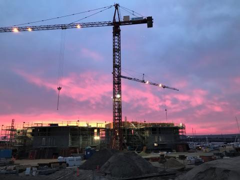 Arkitektgruppen udvider aktiviteterne i Østjylland og åbner nyt udviklingskontor i Aarhus