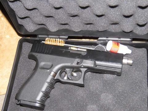 Turkish Retay handgun