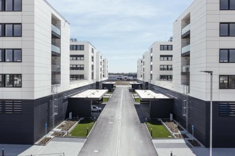 ZÜBLIN, Projekthaus IN-Campus