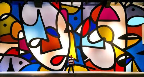 JMR - No Limit Street Art