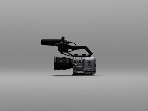 Sony étend sa gamme « Cinema Line »  avec la FX6, la nouvelle caméra professionnelle plein format