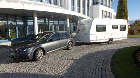 Fendt-Caravan produziert den 250.000sten Wohnwagen