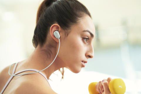 Bežične sportske slušalice sa potiskivanjem buke koje možete da nosite bilo kad i bilo gde