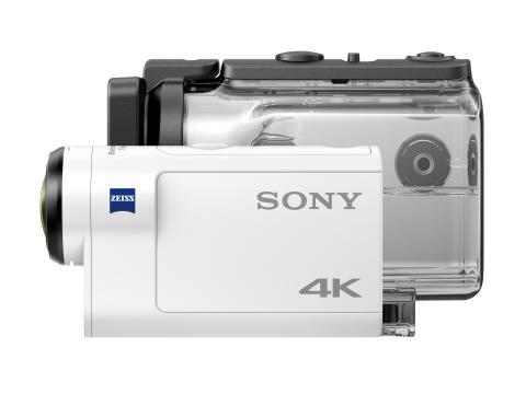 Γνωρίστε την FDR-X3000R, τον καινούργιο ηγέτη στον κόσμο των Action Cam