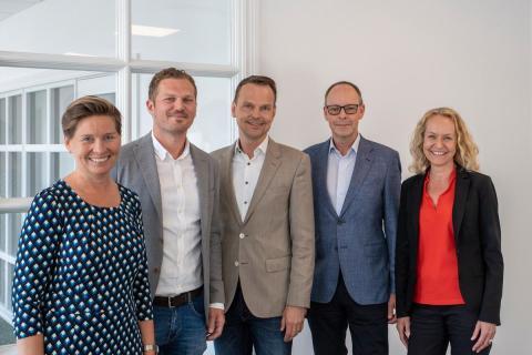 SUP46 Start-up People of Sweden öppnar nytt kontor i Helsingborg