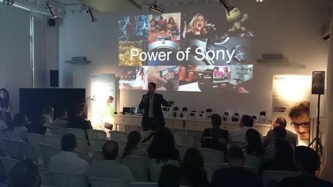 Sony presenta sus novedades a los profesionales del canal en una gira por España