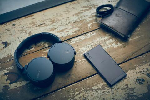 Take the party anywhere with Sony EXTRA BASS™ wireless speakers and headphones