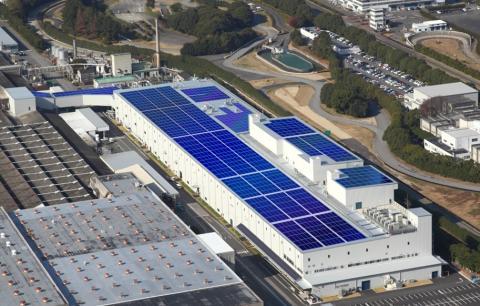Mitsubishi Motors: Altbatterien als Energiespeicher für Fotovoltaikanlage im Werk Okazaki