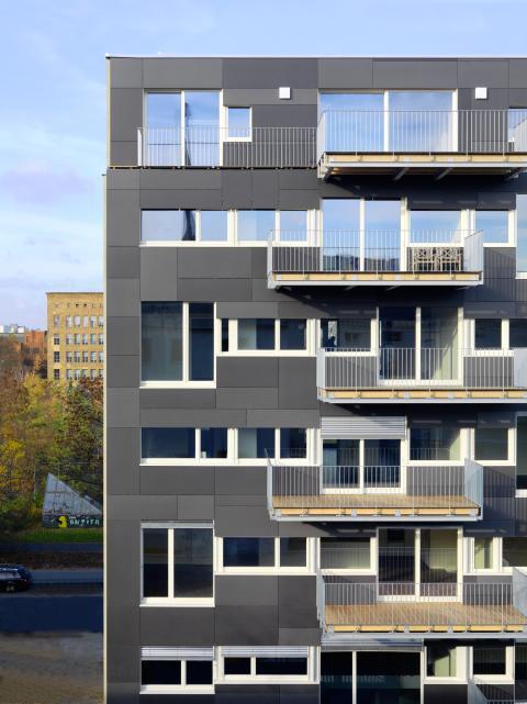 Urbaner Holzbau