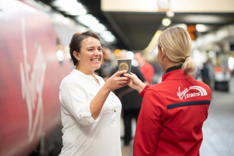 Virgin Trains gets onboard with World Mental Health Day