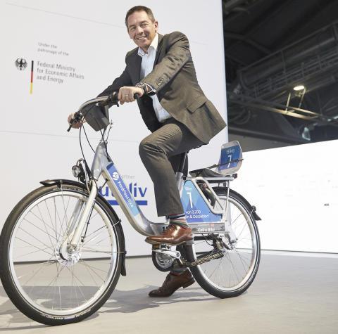 Ford inngår samarbeid om sykkeldelingstjeneste
