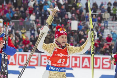 Tiril Eckhoff, VM i Holmenkollen 2016
